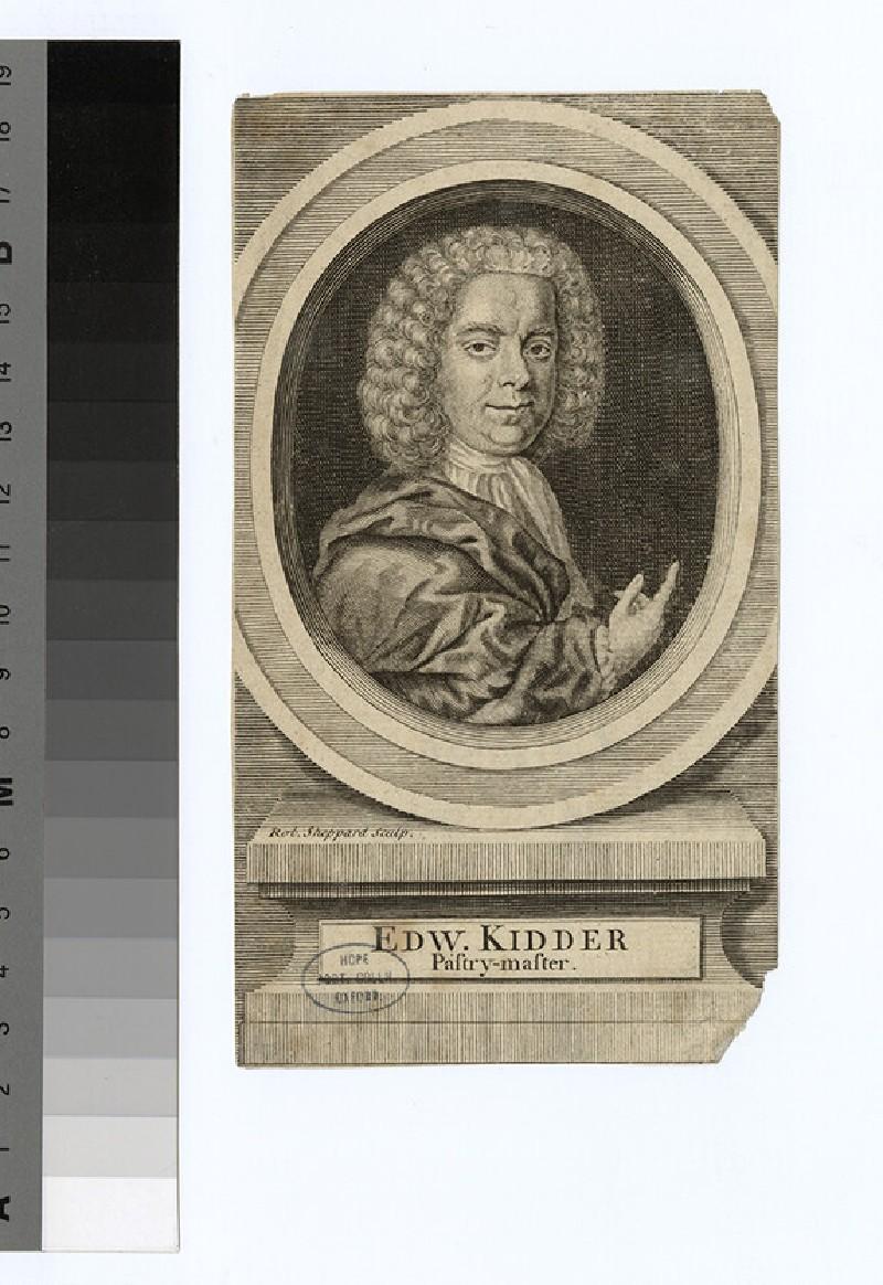 Portrait of E. Kidder
