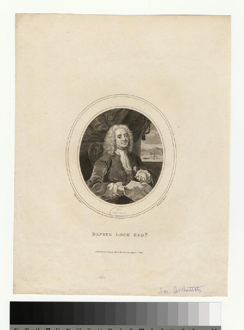 Portrait of David Lock