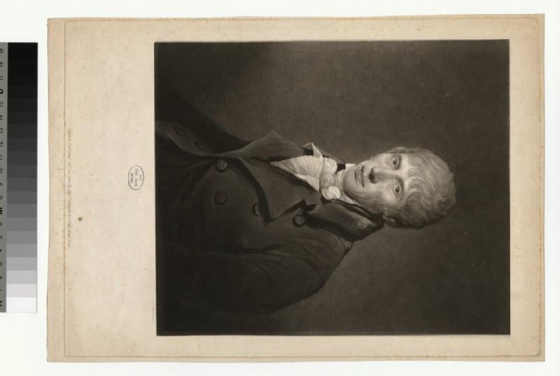 Portrait of J. L. McAdam (WAHP27839.1)