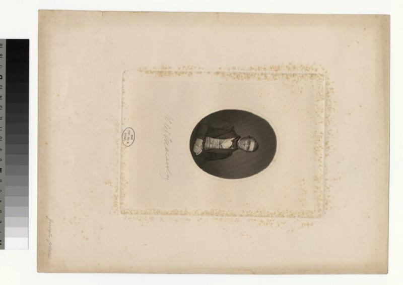 Portrait of H. W. Macaulay