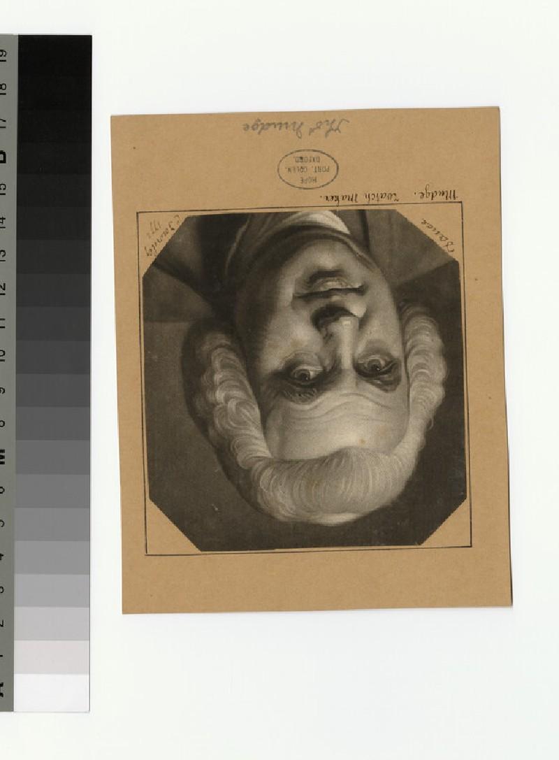 Portrait of T. Mudge (WAHP27850)