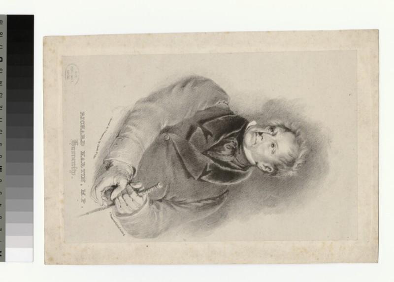 Portrait of R. Martin