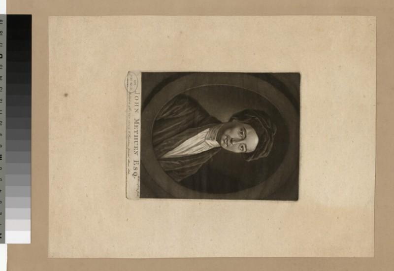 Portrait of J. Methuen