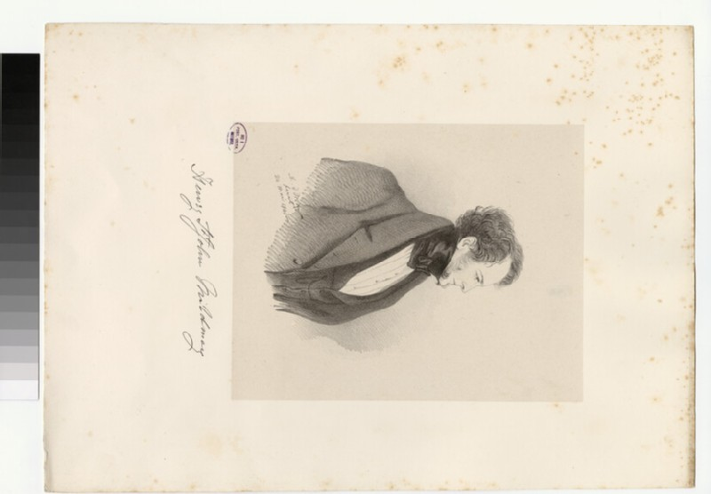 Portrait of H.St J. Mildmay (WAHP27921)