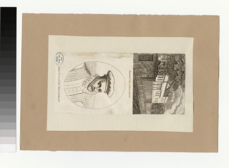 Portrait of W. Mildmay (WAHP27922)