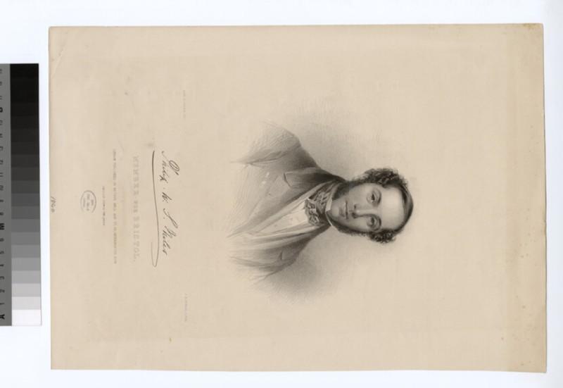 Portrait of P. W. S. Miles (WAHP27925)