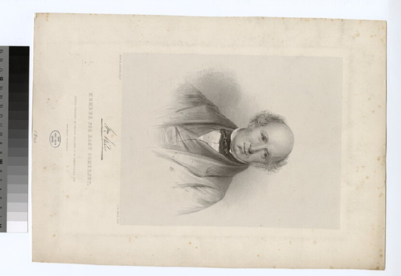 Portrait of W. Miles
