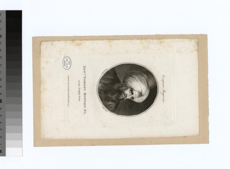 Portrait of E. W. Montagu