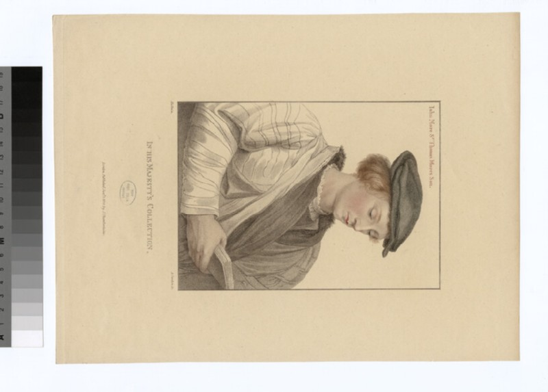 Portrait of J. More (WAHP27958)