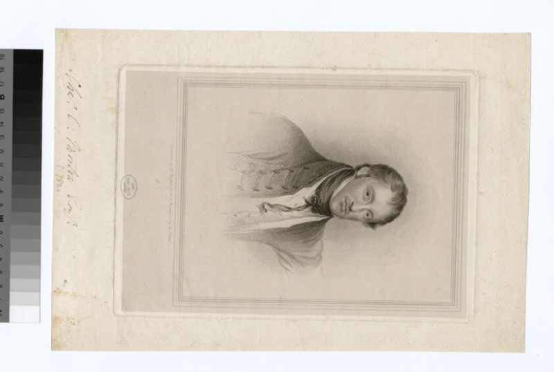 Portrait of C. C. Morton