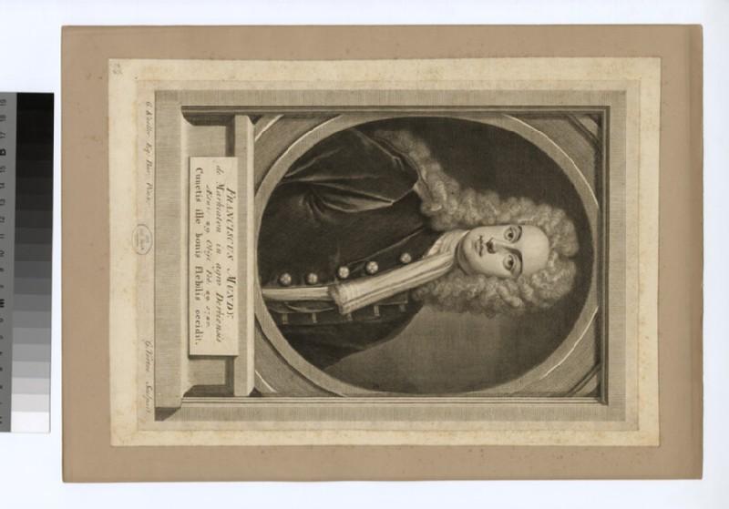 Portrait of F. Mundy