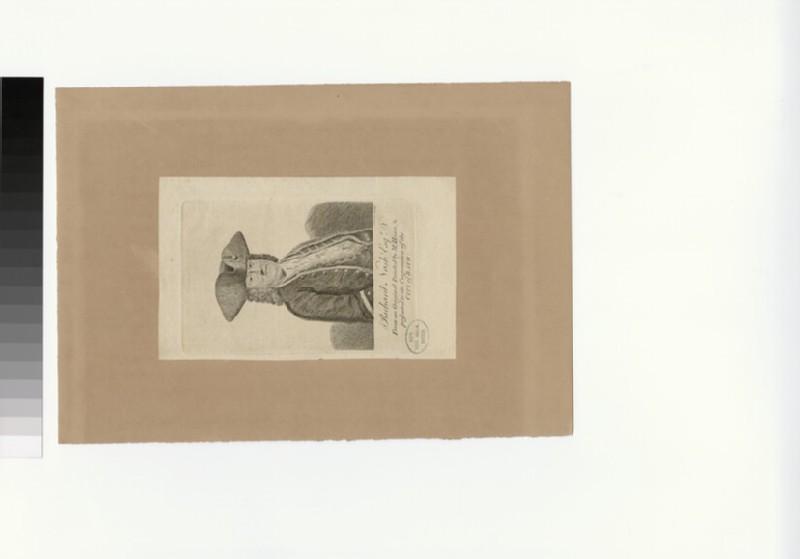 Portrait of R. Nash