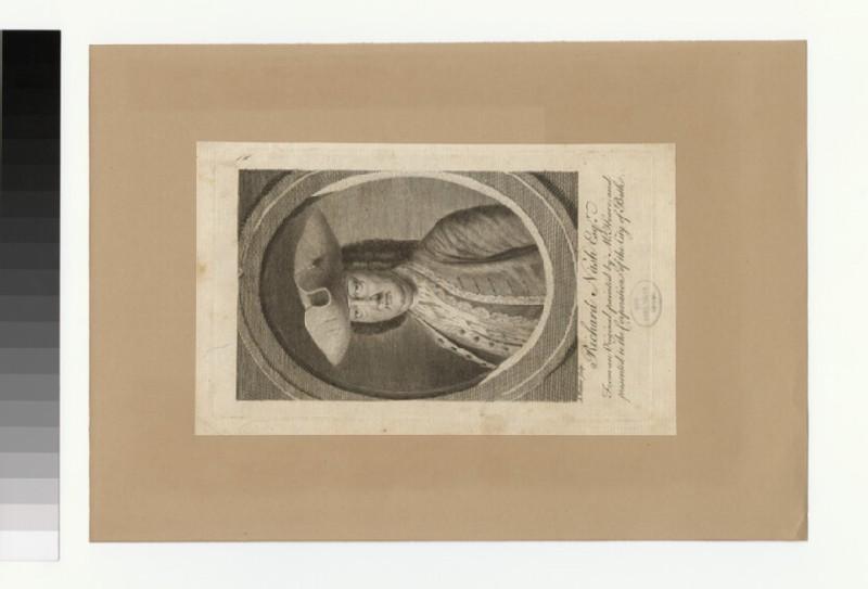 Portrait of R. Nash (WAHP27999)