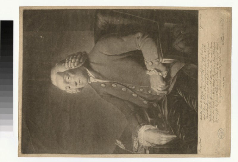 Portrait of W. Neild (WAHP28009)