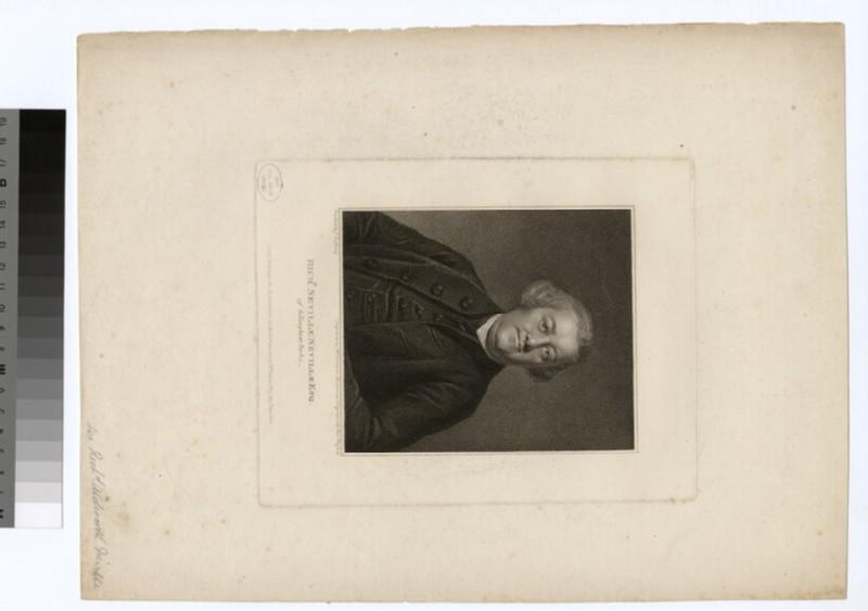 Portrait of R. N. Neville