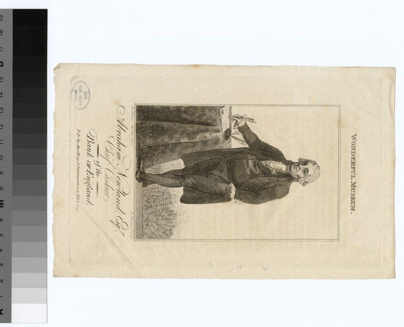 Portrait of A. Newland