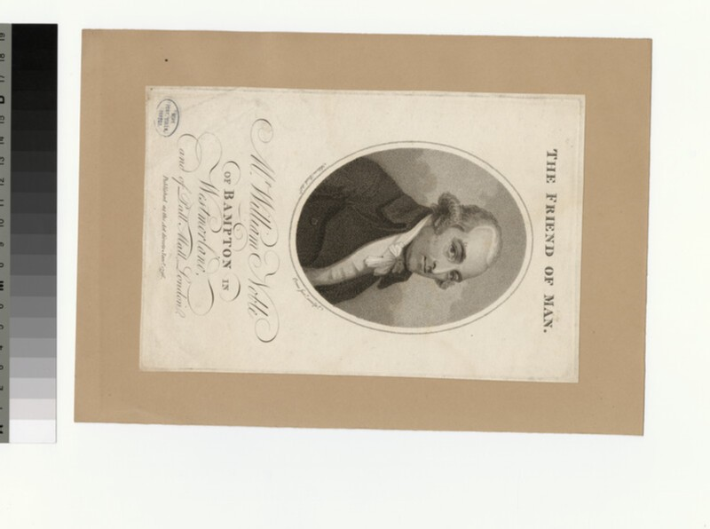 Portrait of W. Noble