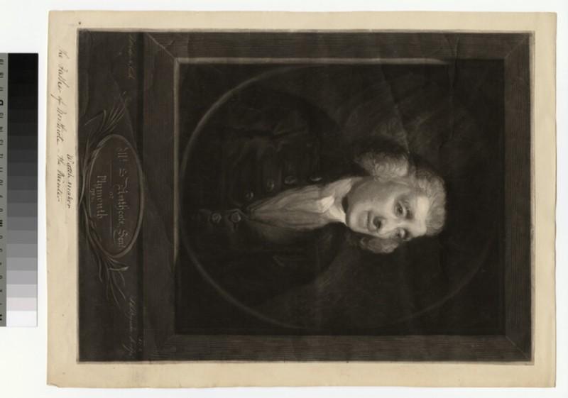 Portrait of Samuel Northcote