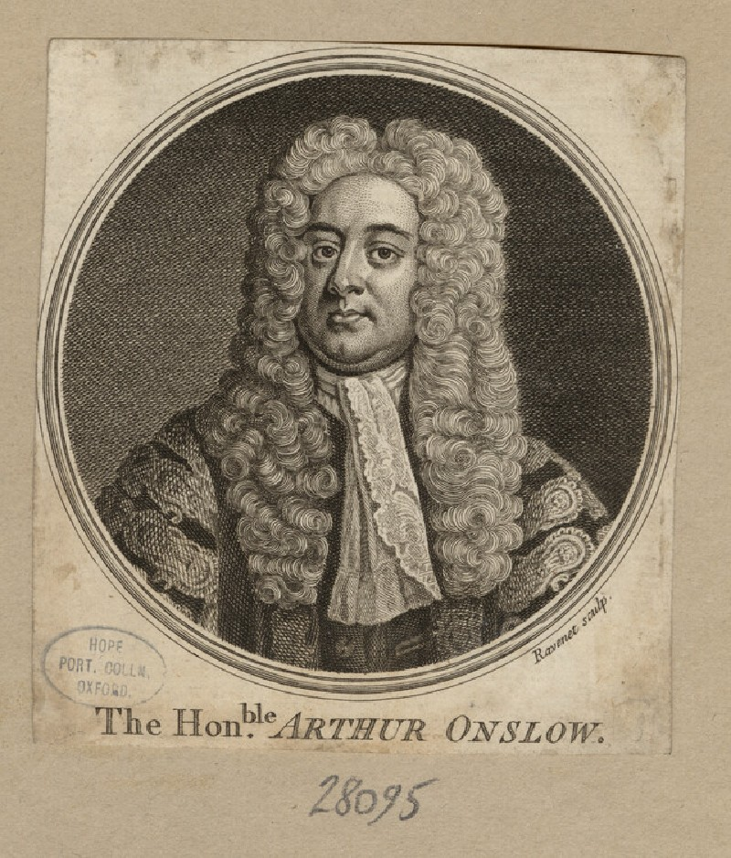 Portrait of A. Onslow (WAHP28095)