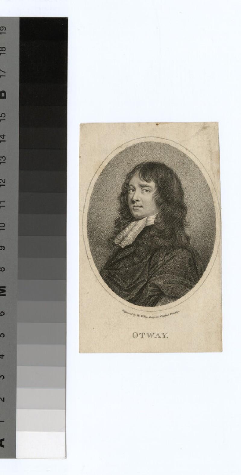 Portrait of T. Otway (WAHP28101)