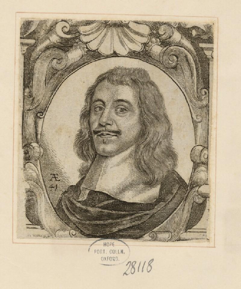 Portrait of H. Oxendon