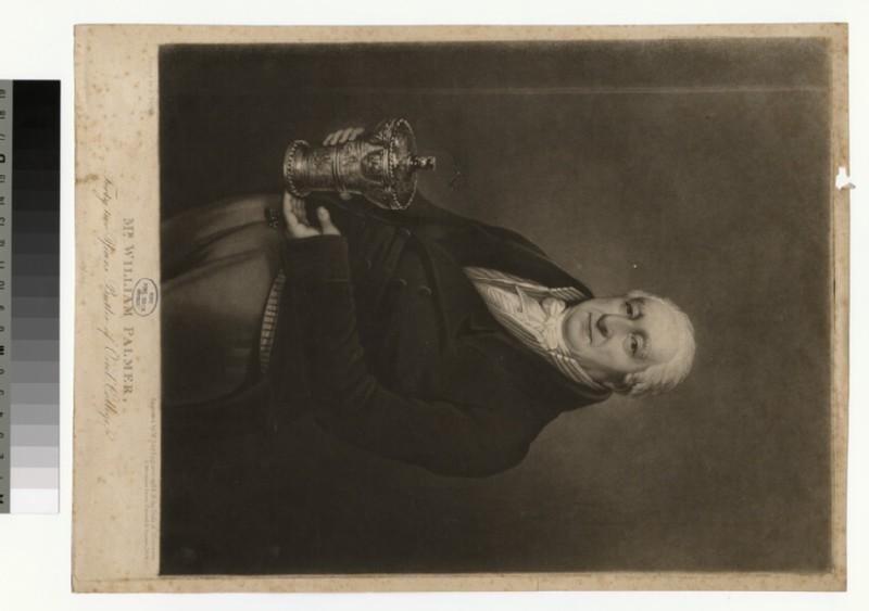 Portrait of William Palmer (WAHP28129)