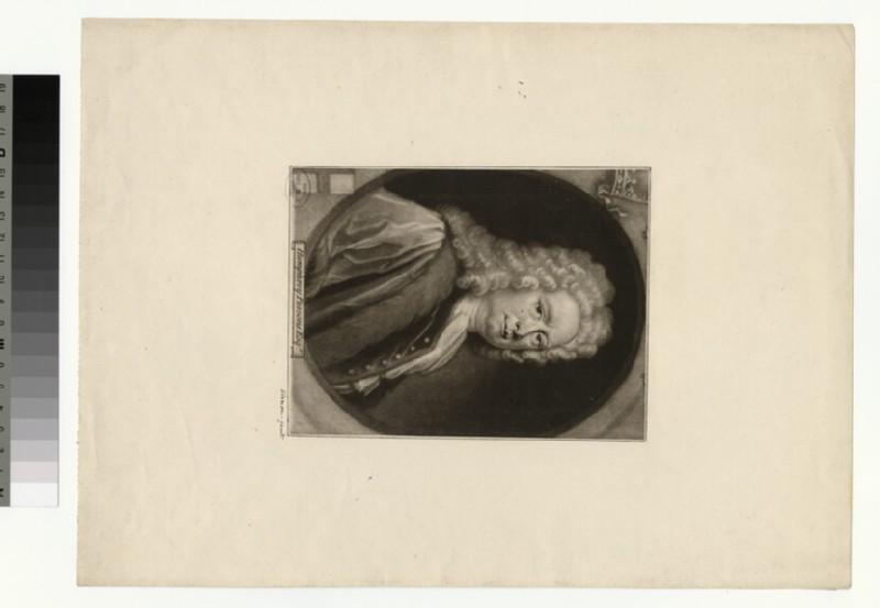 Portrait of H. Parsons (WAHP28148)