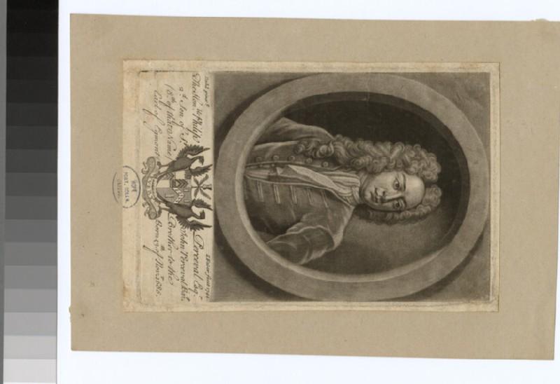 Portrait of P. Perceval