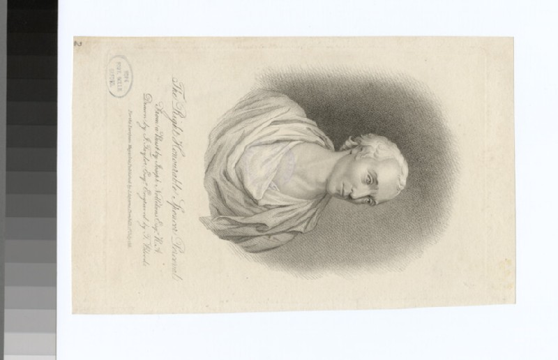 Portrait of S. Perceval