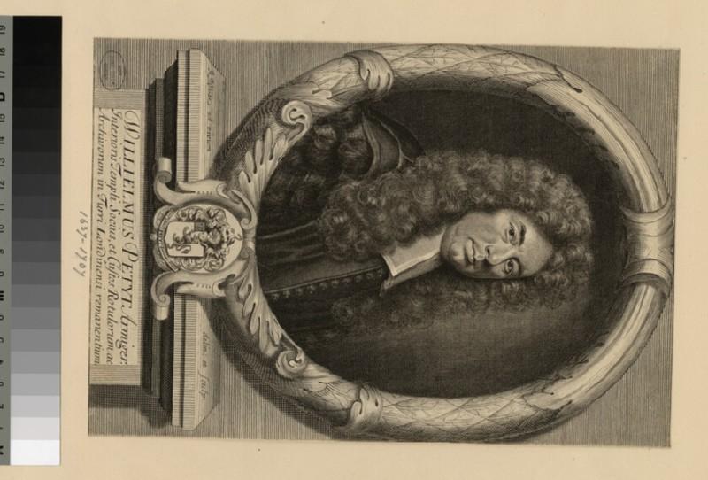 Portrait of William Petyt