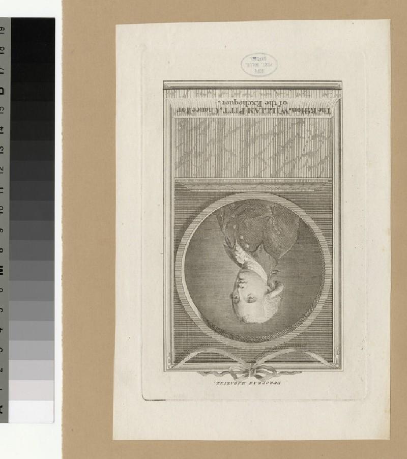 Portrait of W. Pitt (WAHP28289)