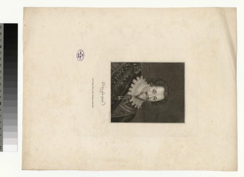 Portrait of W. Platt