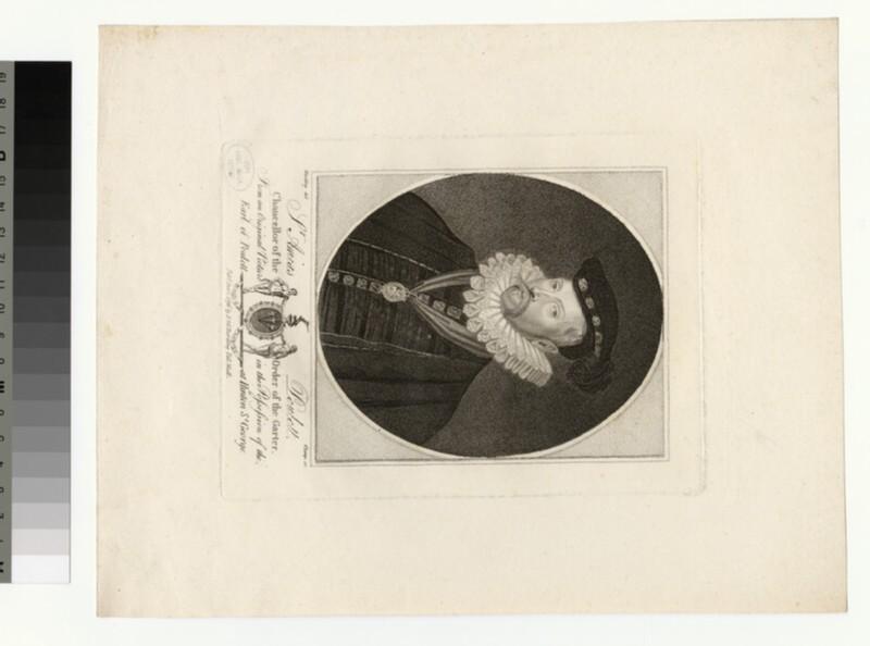 Portrait of A. Poulett (WAHP28368)