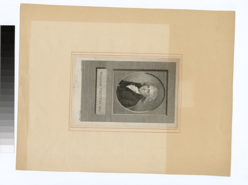 Portrait of W. Preston