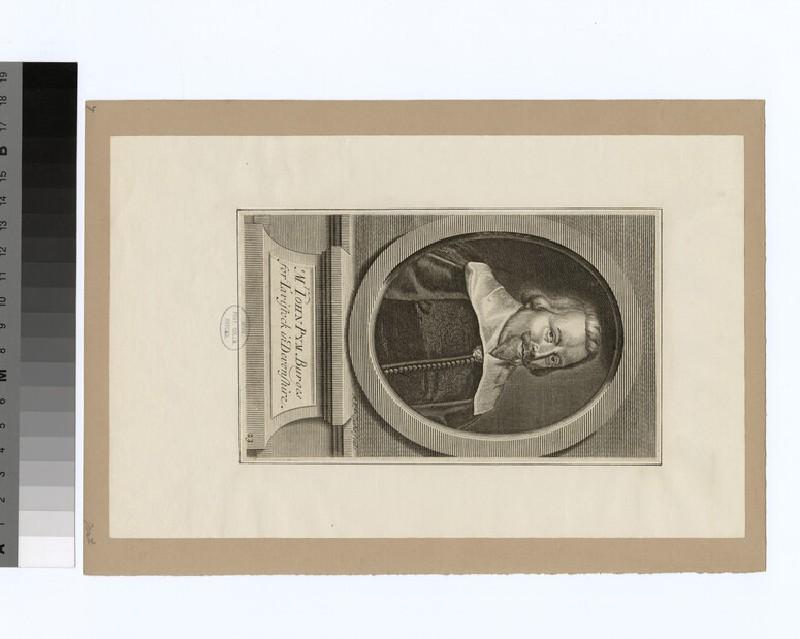 Portrait of J. Pym