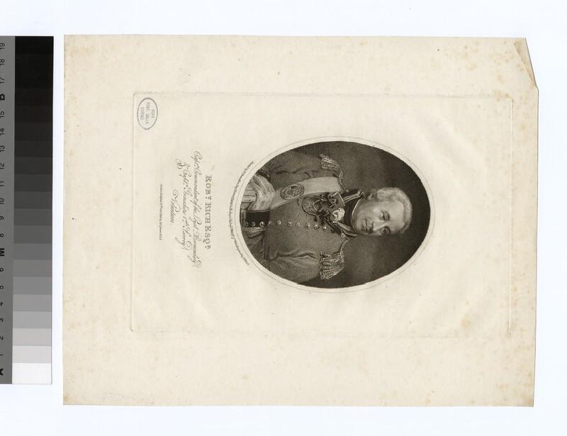 Portrait of R. Rich (WAHP28495)
