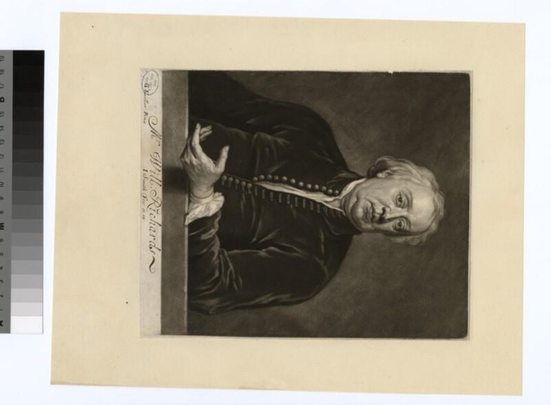 Portrait of W. Richards