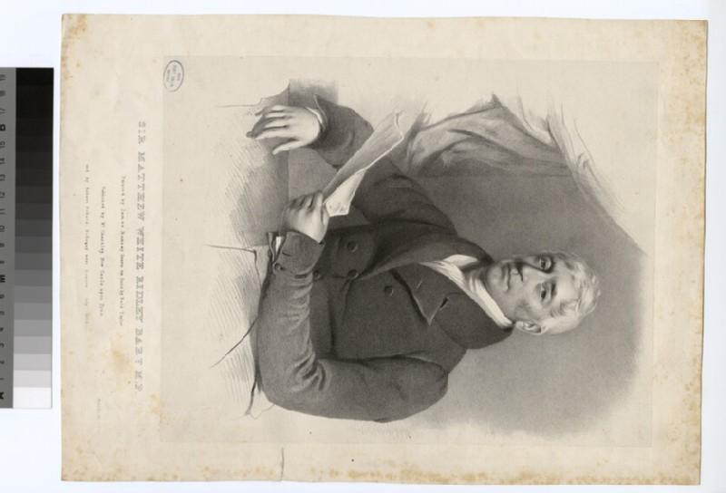 Portrait of Sir Matthew White Ridley