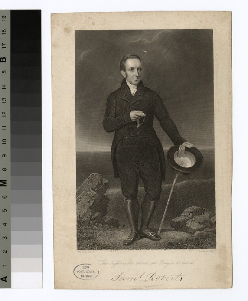 Portrait of S. Roberts (WAHP28512)