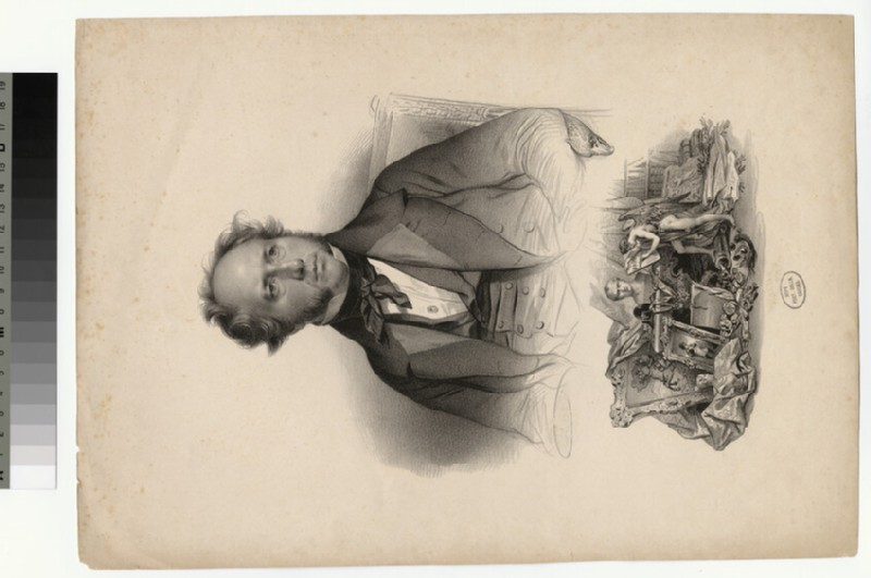 Portrait of G. Sainsbury