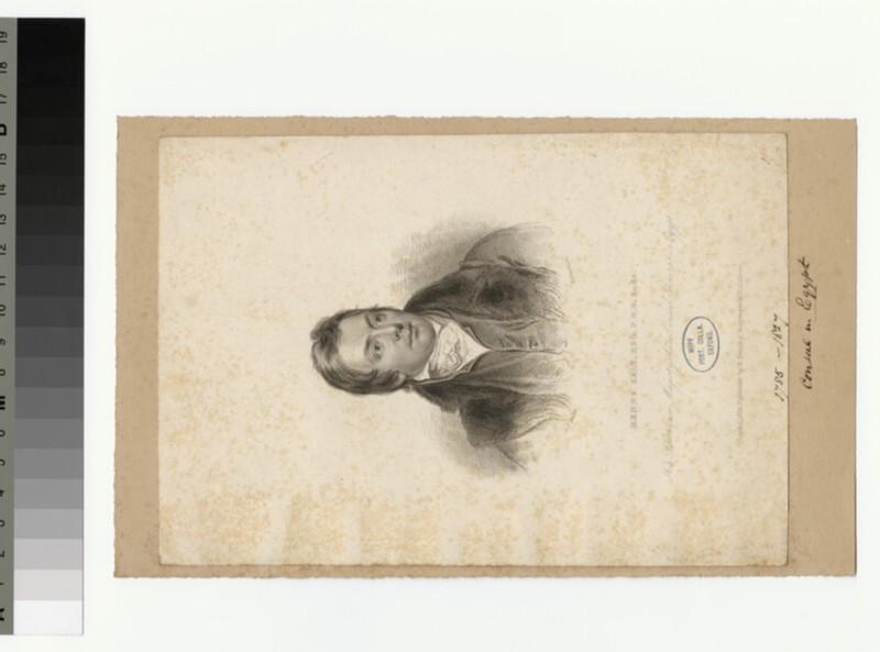 Portrait of H. Salt (WAHP28606)