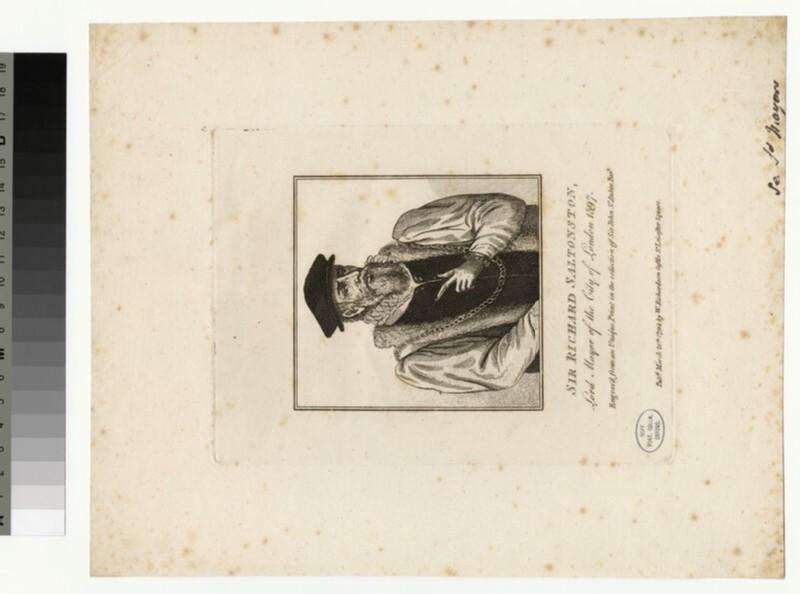 Portrait of R. Saltonston
