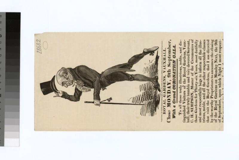 Portrait of C. H. Simpson (WAHP28682)