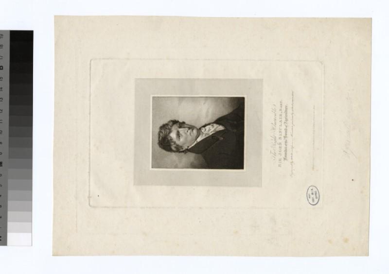 Portrait of J. Sinclair