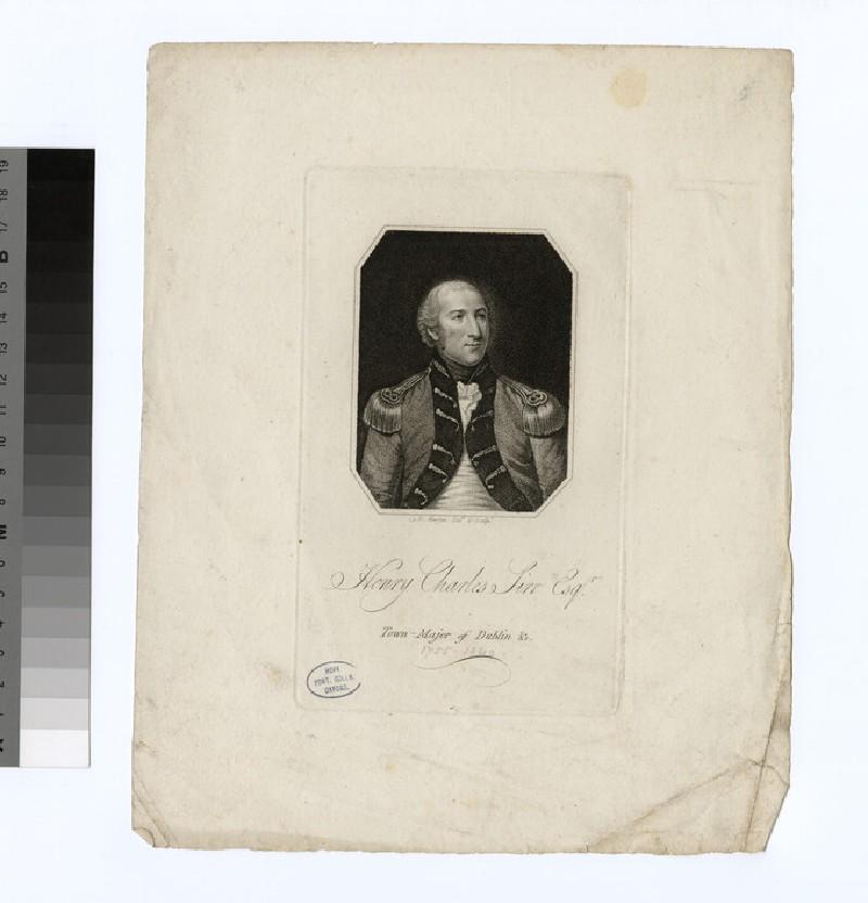 Portrait of H. C. Sirr (WAHP28691)