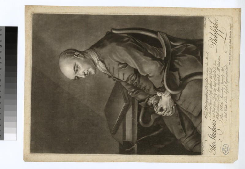 Portrait of H. Skelton (WAHP28695.1)