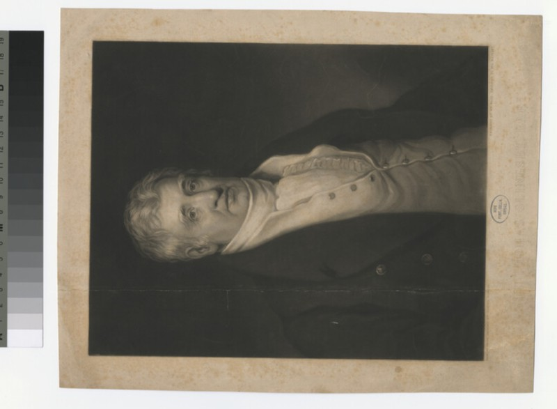 Portrait of T. Slingsby