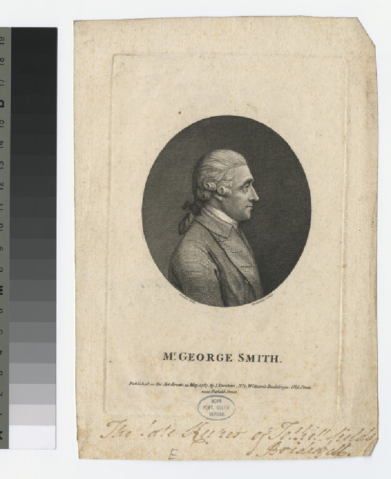Portrait of G. Smith