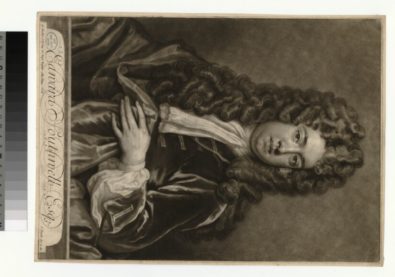 Portrait of E. Southwell