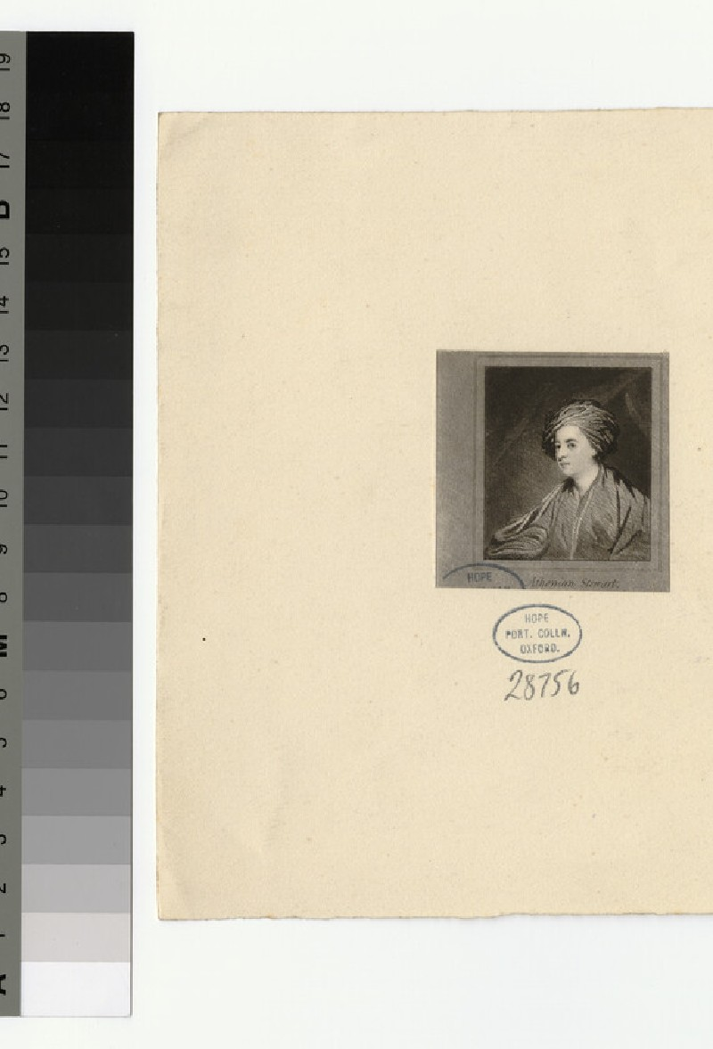 Portrait of 'Athenian' Stewart (WAHP28756)